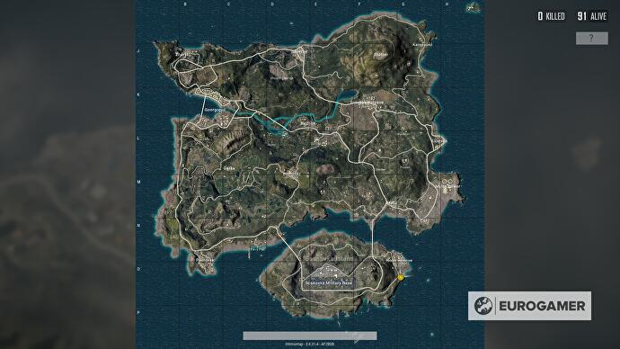 New Pubg Map Is Coming By July: Size, Best Start Locations
