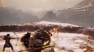 Il director di God of War è entusiasta del paragone con The