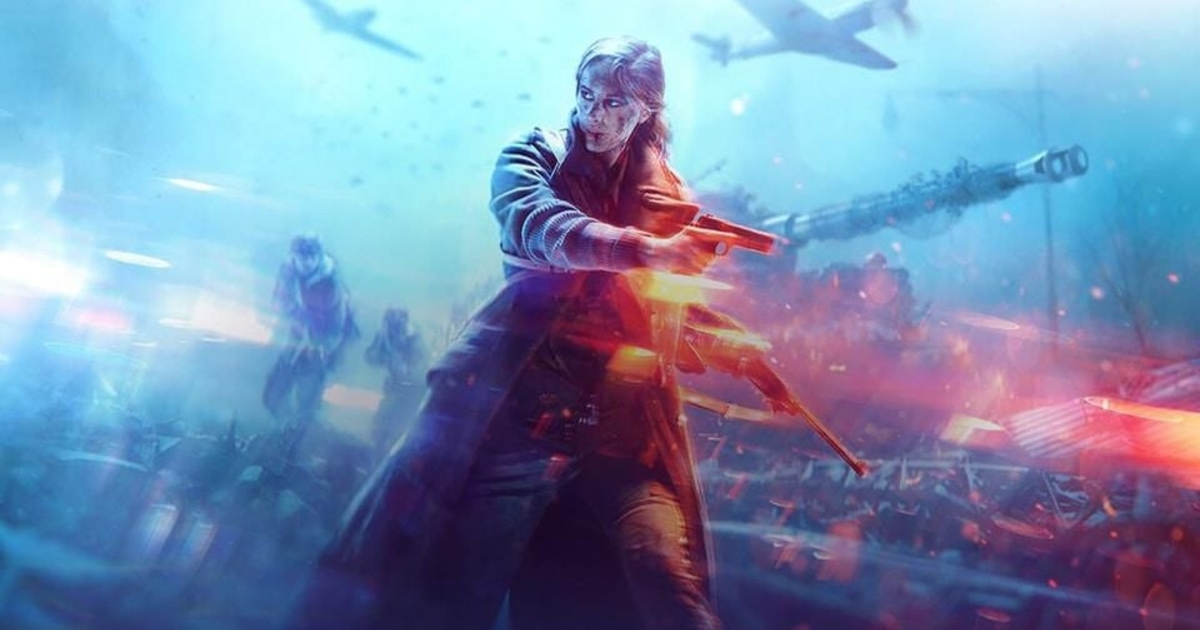 DICE boss says Battlefield V's women are here to stay