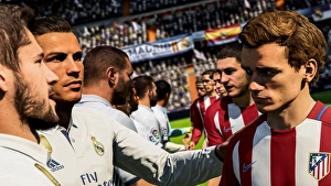 FIFA 18 supera God of War e torna in testa nella classifica
