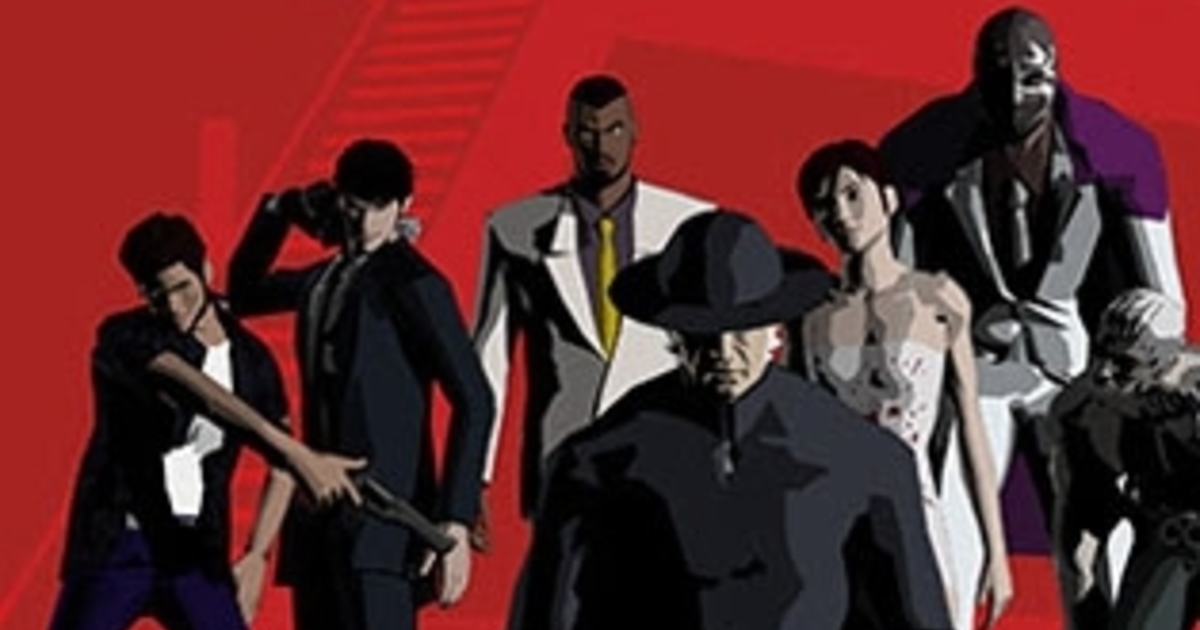 GameCube classic Killer7 is getting a PC re-release