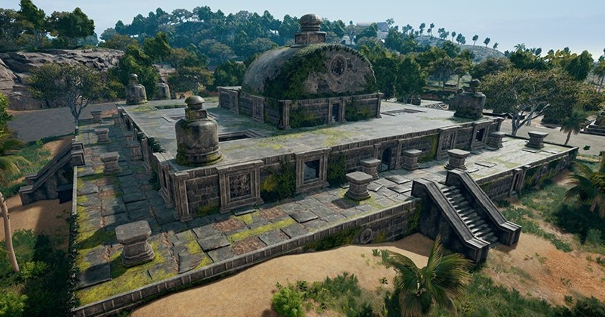 PUBG's tropical map Sanhok is back for a final round of testing this week on PC