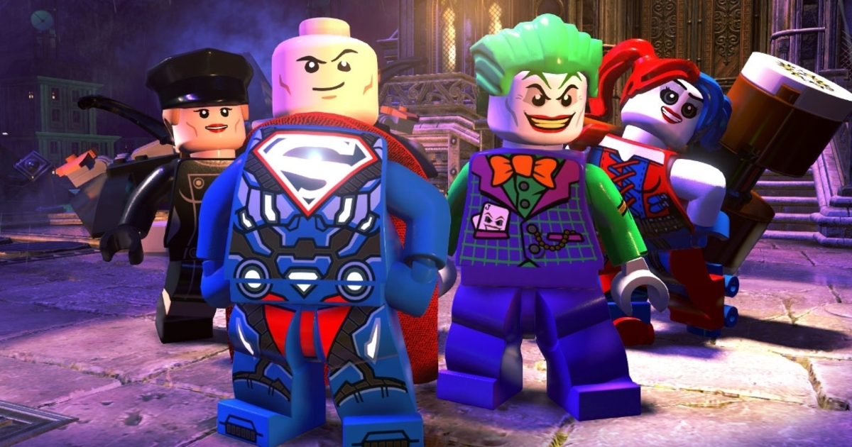 Lego DC Super Villains is coming this October, and there's a trailer