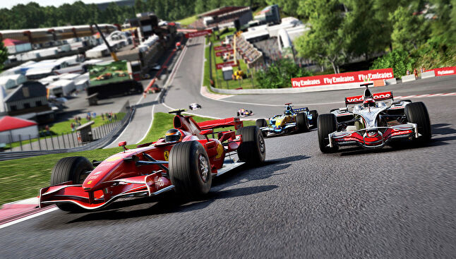 The Formula 1 licence is central to Codemasters' cash-generating portfolio, and Sagnier believes it could help establish the publisher on mobile