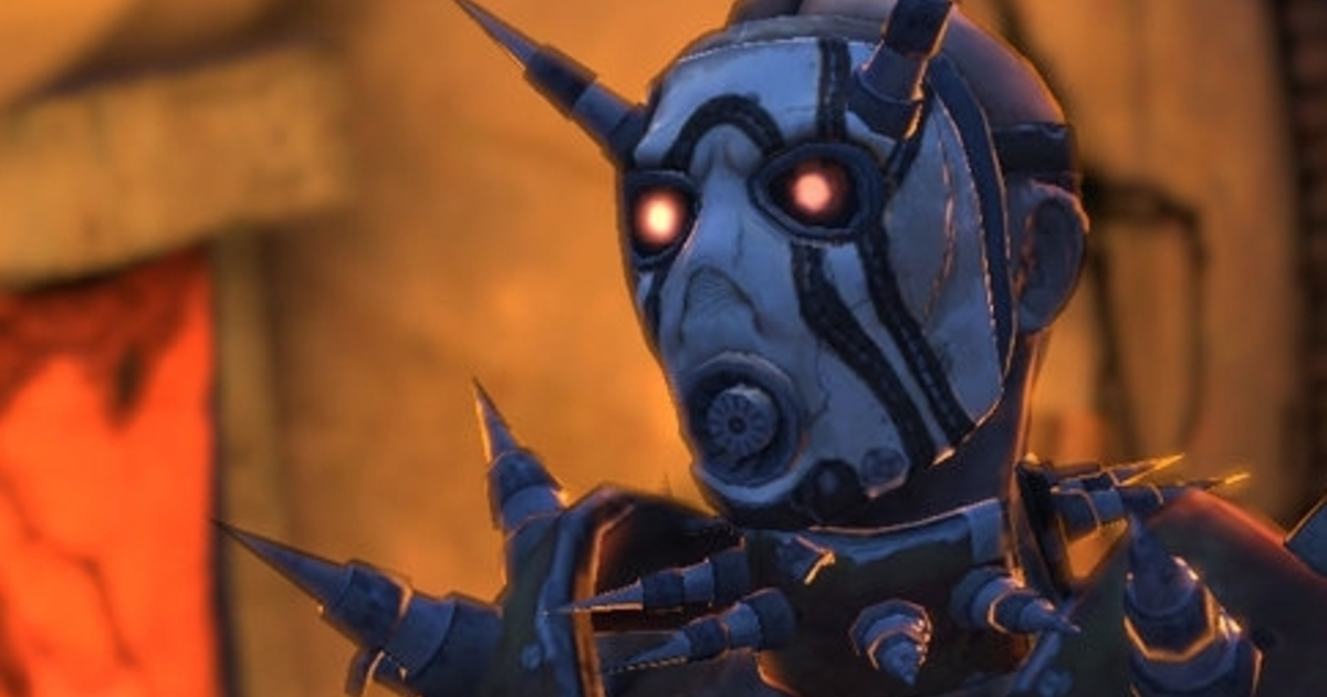 Looks like Borderlands is getting a PC, PS4, Xbox One re-release
