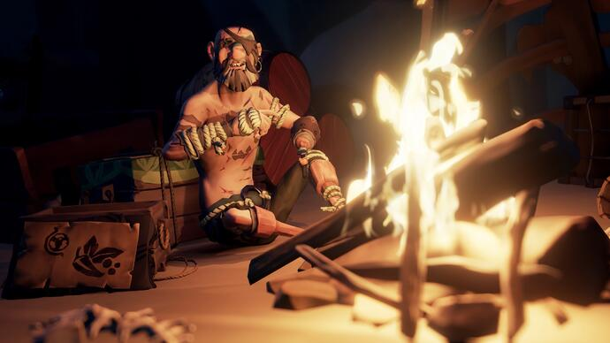 Sea of Thieves' Hungering Deep update is a significant step in the right direction