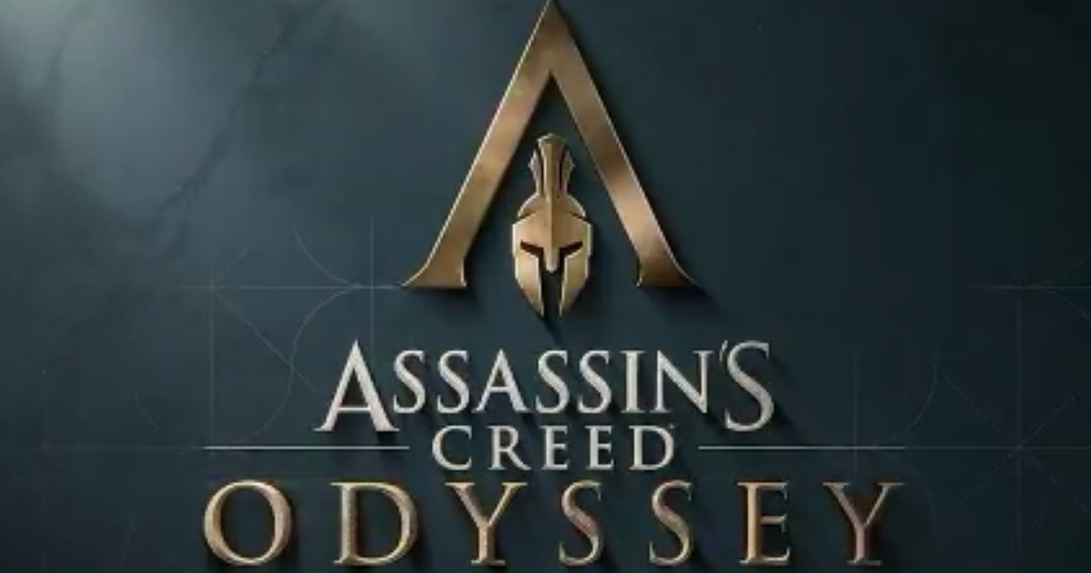 Assassin's Creed Odyssey has leaked via a keyring