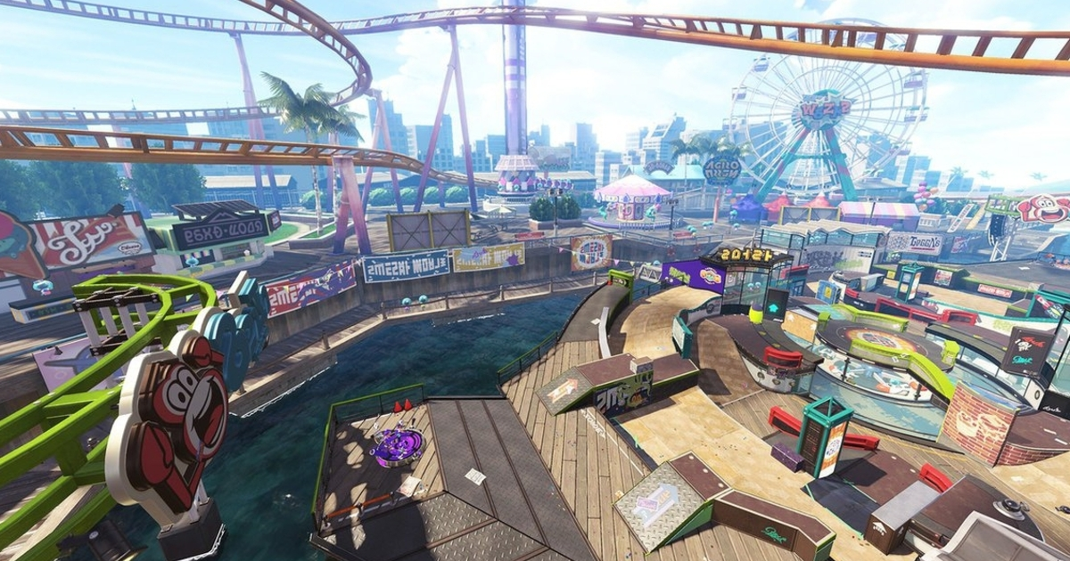 Splatoon 2's latest map brings all the fun of the fair and is out now