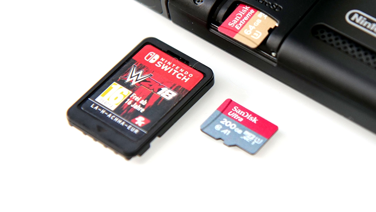 The best Micro SD cards for Nintendo Switch 2019 • Eurogamer net