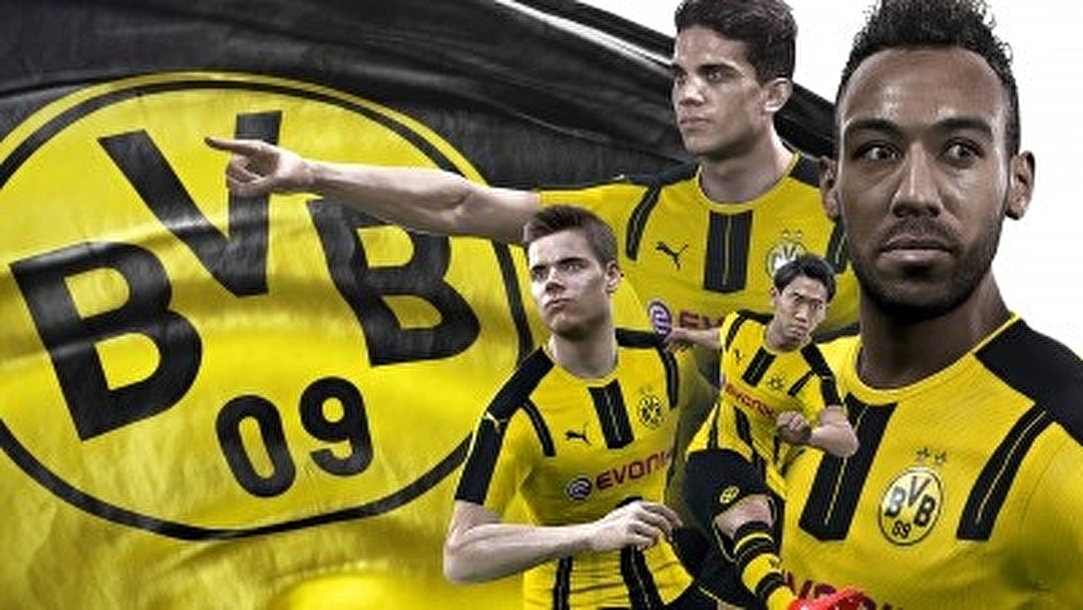 More bad news for PES 2019 as Borussia Dortmund tears up Konami