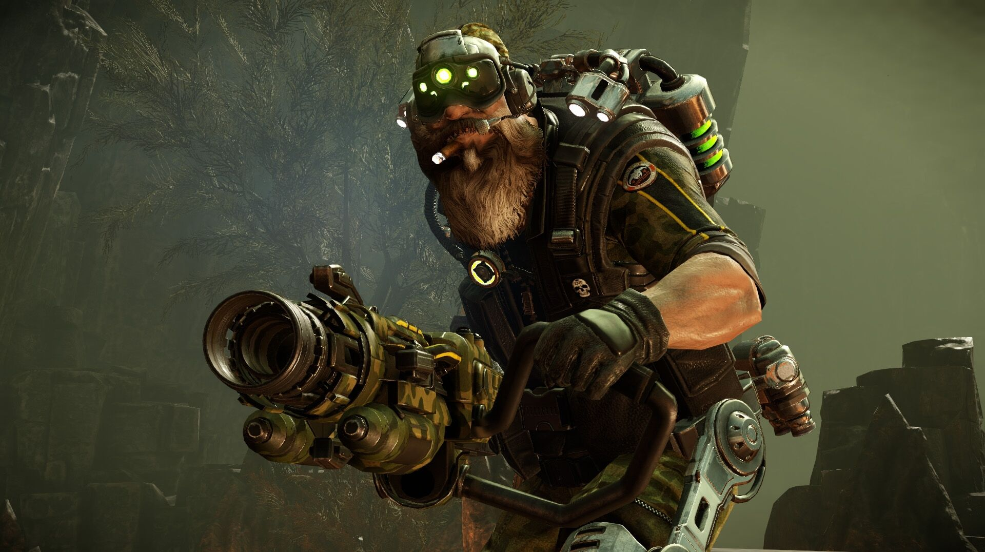 The end is nigh for Evolve • Eurogamer net