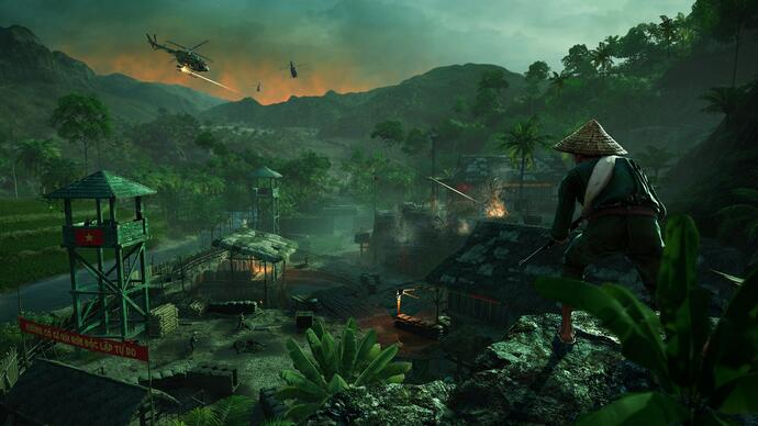 Far Cry 5: Hours of Darkness DLC review - Rennen door de jungle