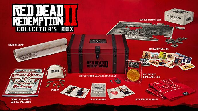 Red dead redemption 2 pre order bonuses include gta cash for 2 box auto con stanza bonus
