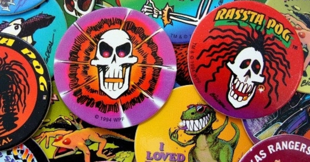 90s playground craze POGs is trying to make a gaming comeback