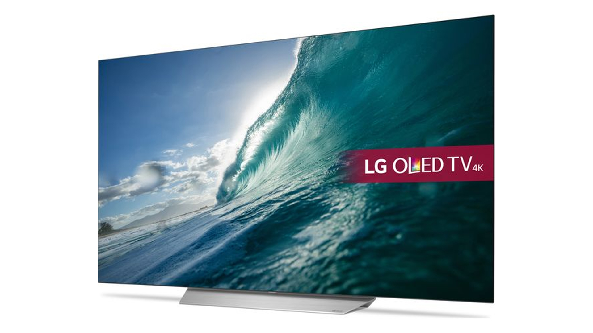 LG's 55-inch 4K OLED set is down to its cheapest price yet