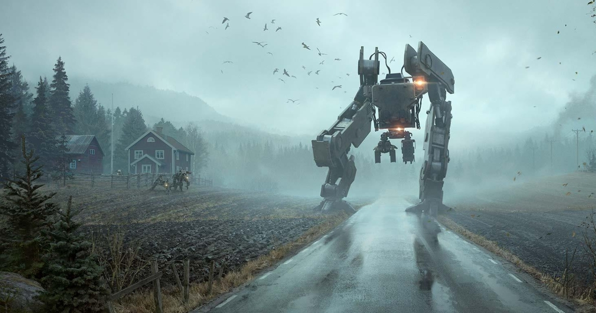 Robots have taken over 1980s east coast Sweden in Avalanche's new game Generation Zero