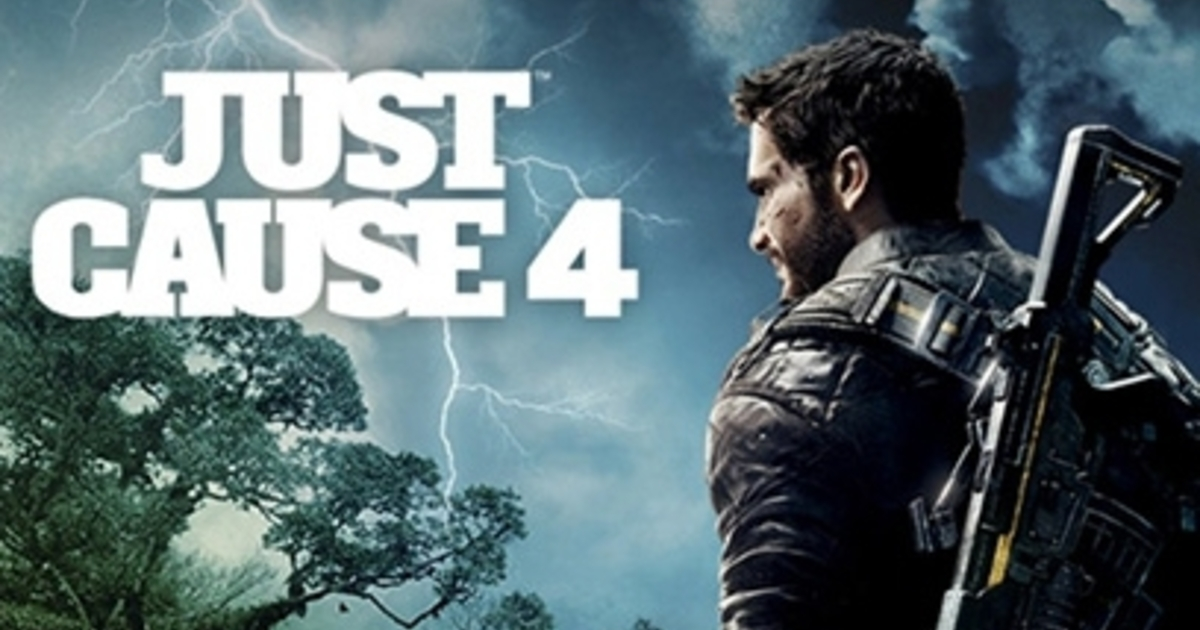 Just Cause 4 leaked by Steam advert