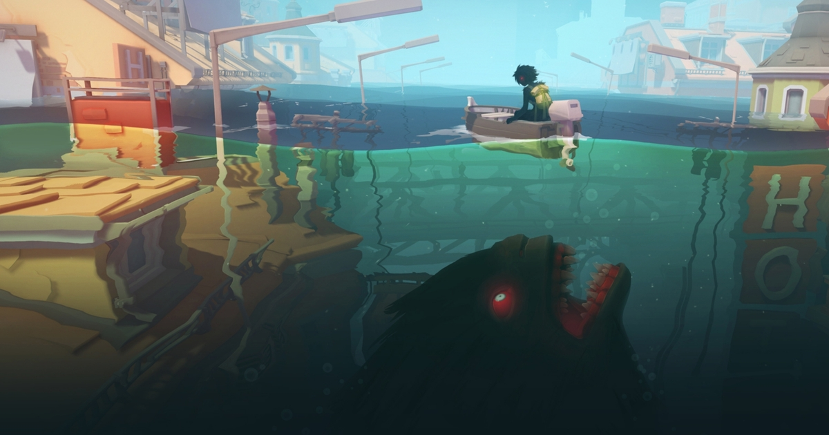 EA announces another Original: Sea of Solitude