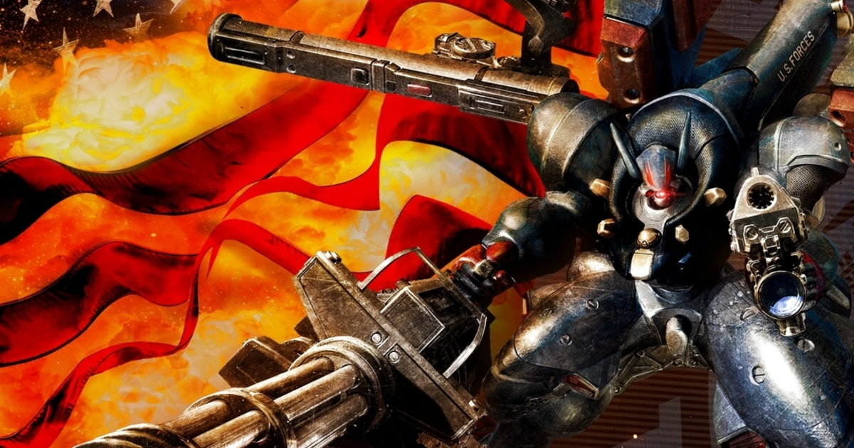 Devolver's Metal Wolf Chaos XD is a remaster and out this year