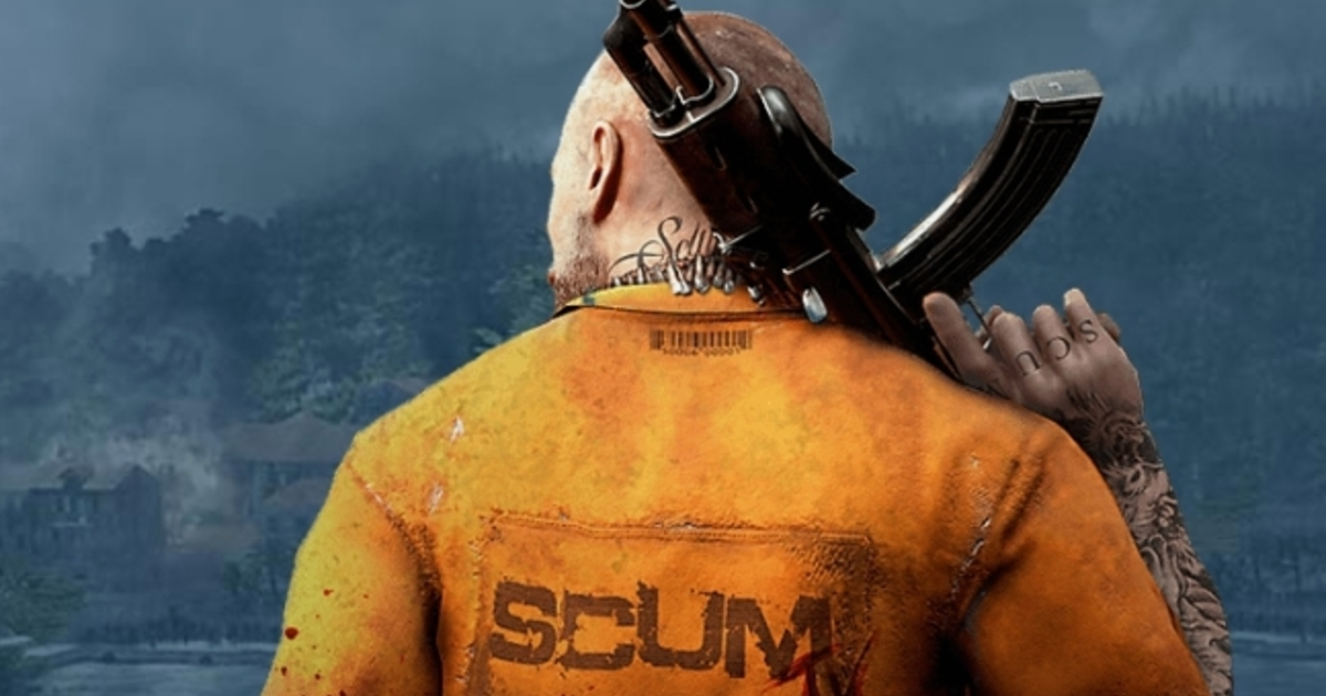 Devolver's multiplayer prison survival gameshow Scum launches on Steam Early Access in August