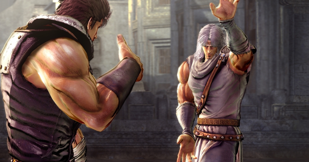 Sega's Fist of the North Star is coming to the west