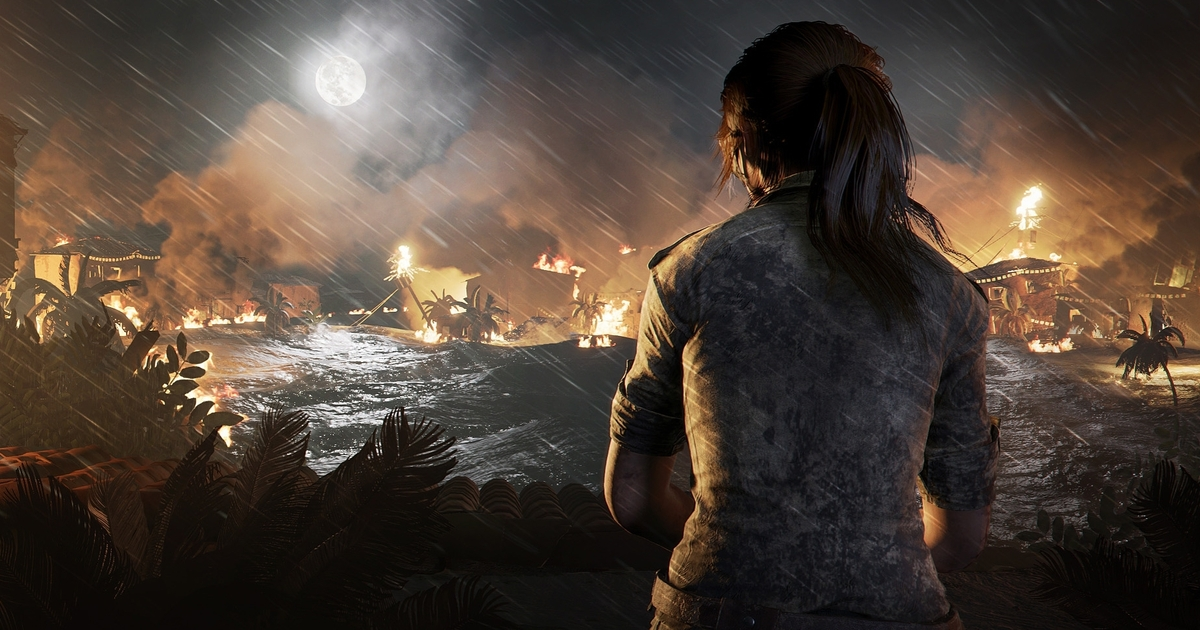 Shadow of the Tomb Raider gets some extremely murder-y new gameplay footage