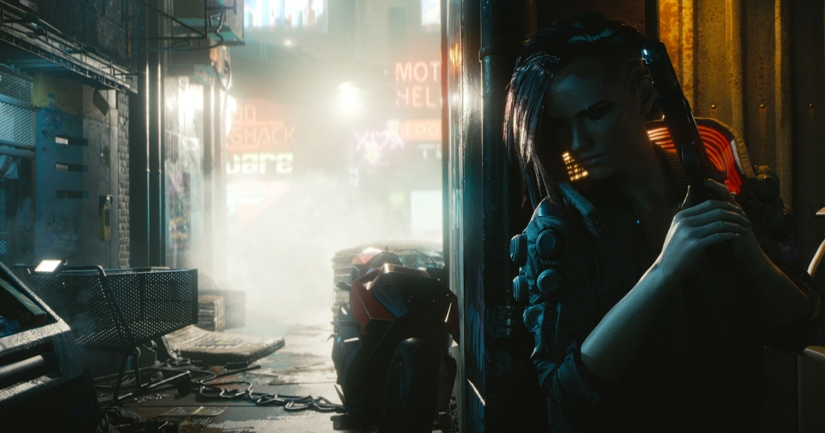 We watched 50 minutes of uncut Cyberpunk 2077 gameplay and interviewed CD Projekt about it