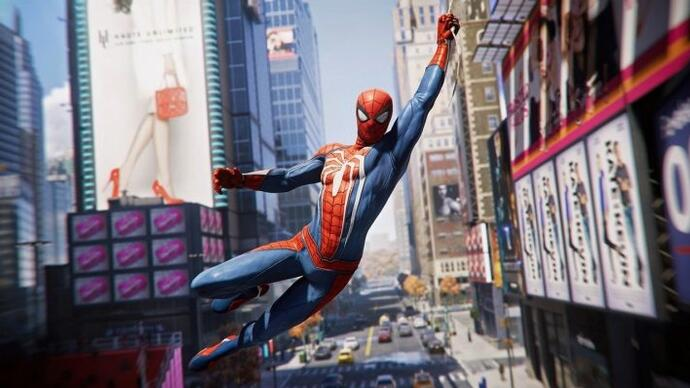 E3 2018: Spider-Man di nuovo in azione in un video gameplay