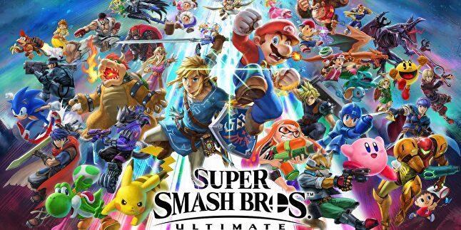 Nintendo focused on Smash Bros. at E3, a series that has sold over 40 million games