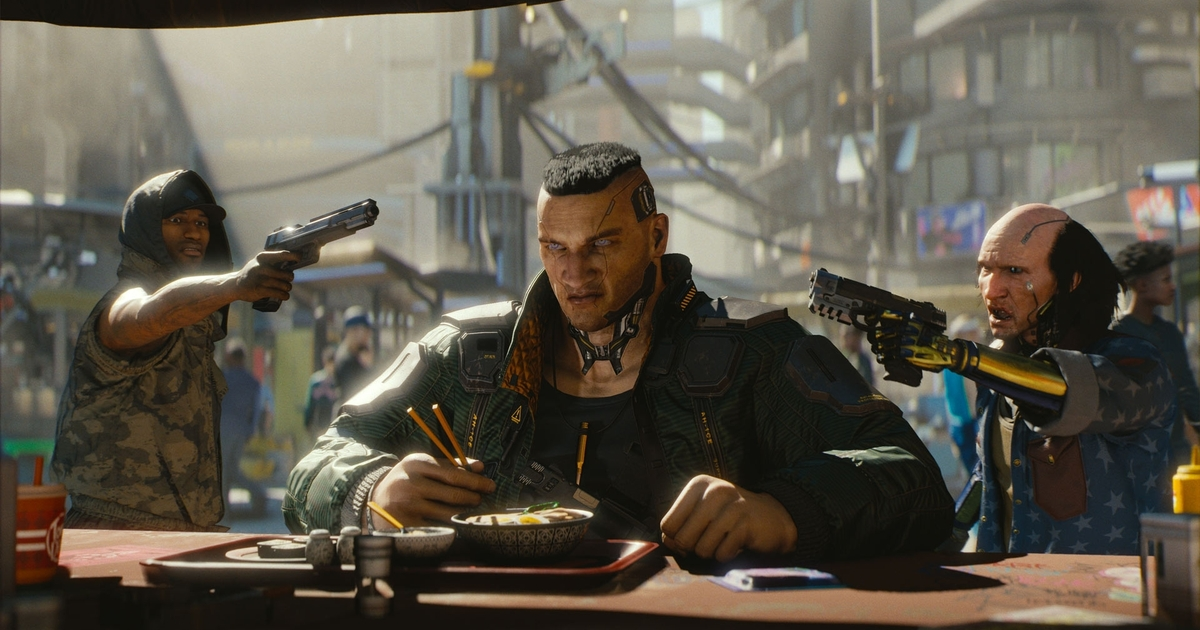 CD Projekt explains why it went with first-person for Cyberpunk 2077