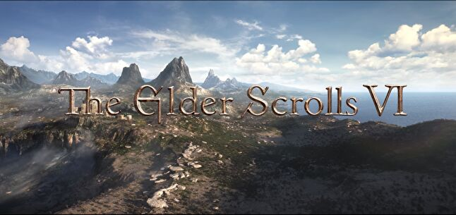 The Elder Scrolls VI was teased at E3, despite it still being in pre-production
