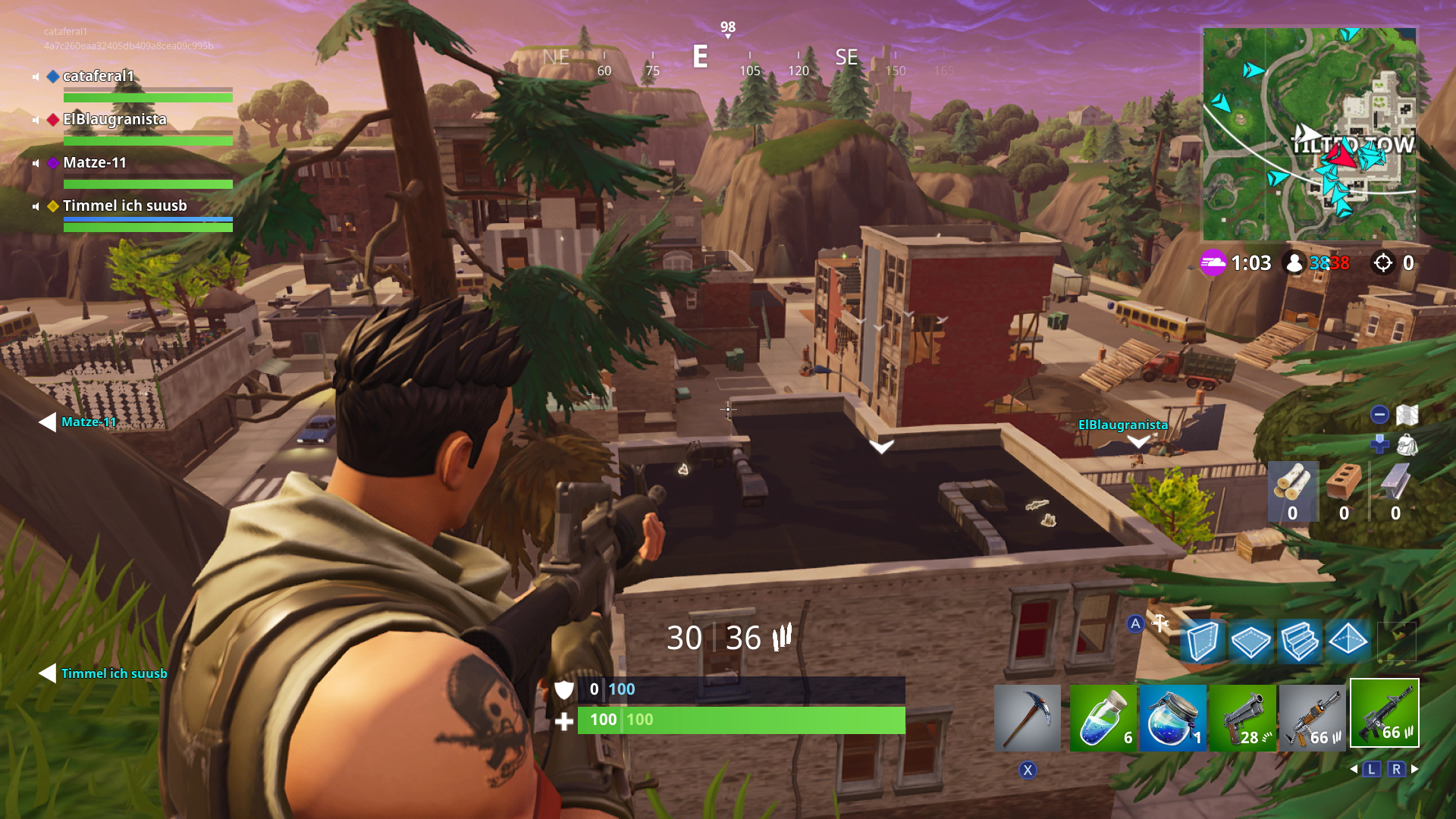 Fortnite\'s Switch port is impressive - but frame-rate could be ...
