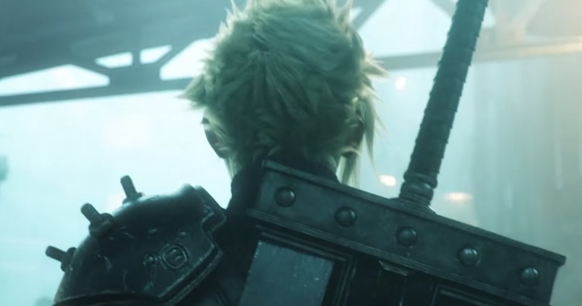 "Final Fantasy 7 remake ""actually in development"""