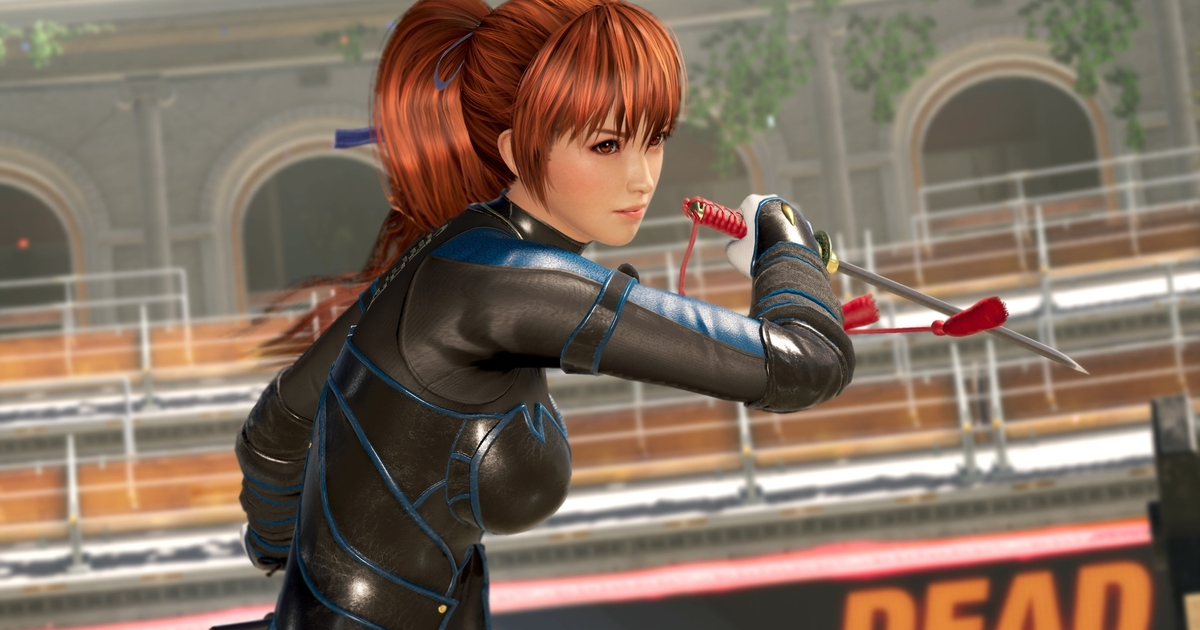 Dead or Alive 6 tones down female character sexualisation