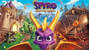 Un video mette a confronto Spyro: Reignited Trilogy per PS4 con i titoli originali per la prima PlayStation