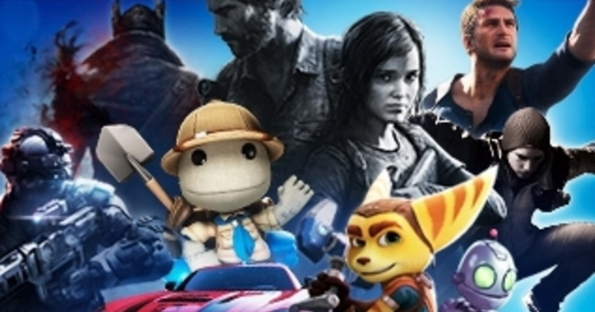 PlayStation Hits is PS4's new £16 budget games range