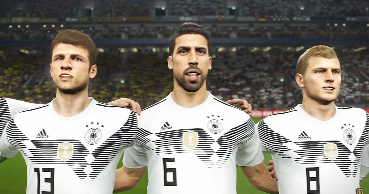 PES 2018 fans take it upon themselves to add unofficial World Cup mode