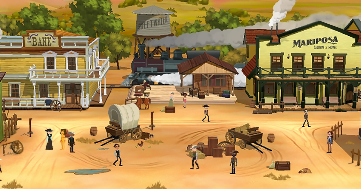 Report: Bethesda sues Warner Bros., claims Westworld game uses Fallout Shelter code