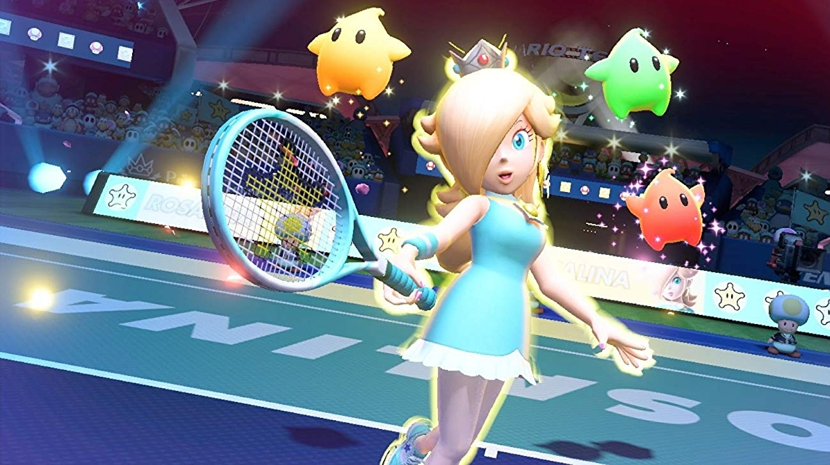 Some people are trying to refund Mario Tennis Aces because it doesn