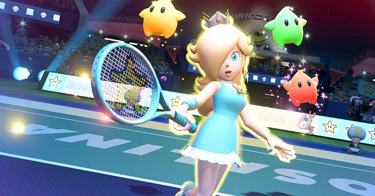 Some people are trying to refund Mario Tennis Aces because it doesn't let you play a regular game of tennis