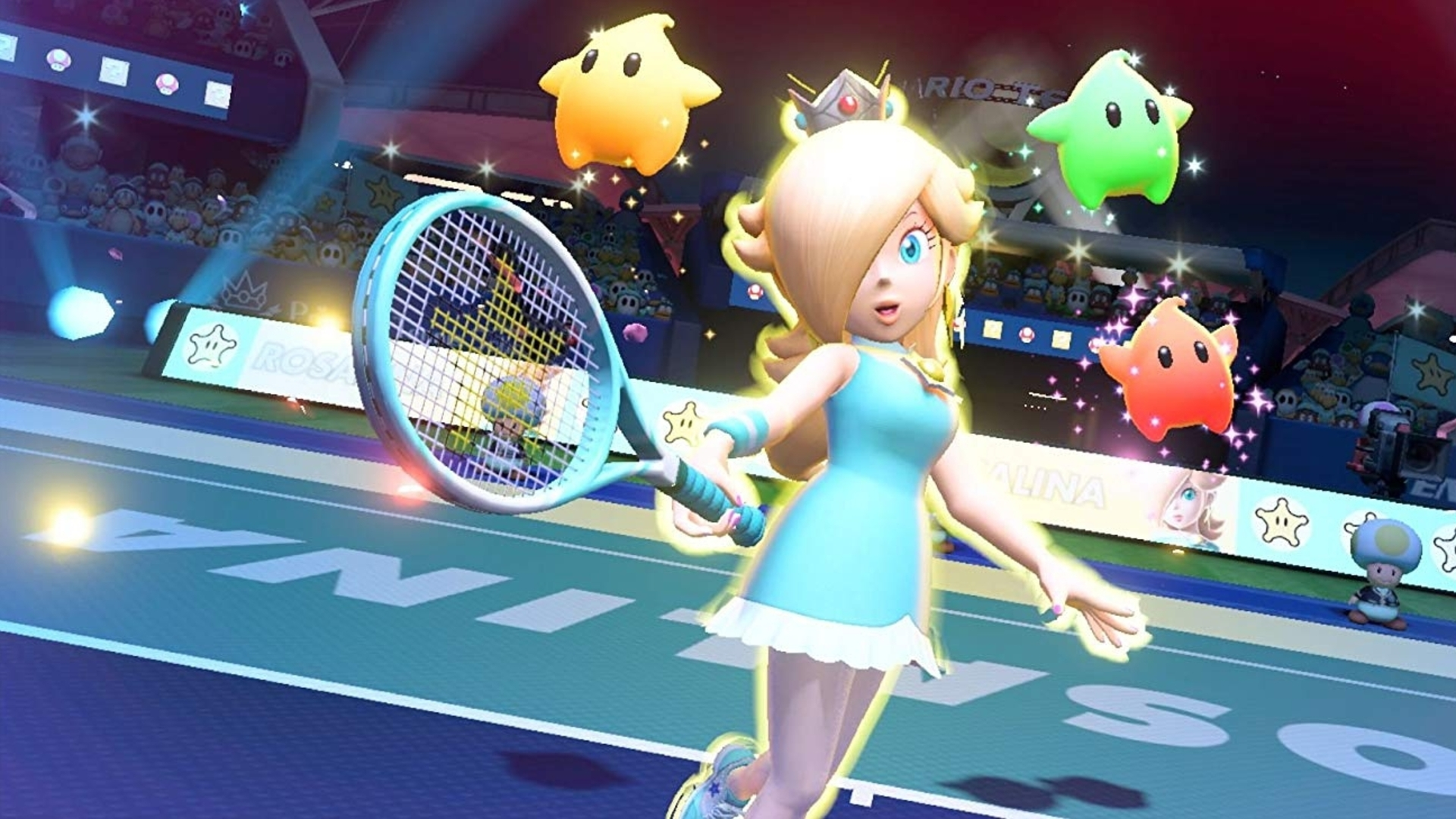 Some people are trying to refund mario tennis aces because it doesn some people are trying to refund mario tennis aces because it doesnt let you play a regular game of tennis eurogamer ccuart Choice Image