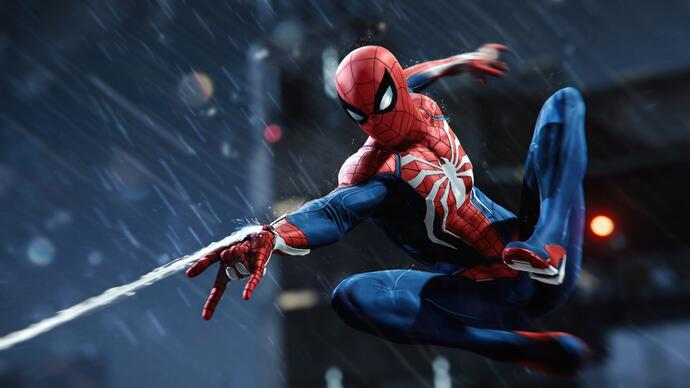 Spider-Man sventa rapine e volteggia sull'Empire State Building in due nuovi video gameplay