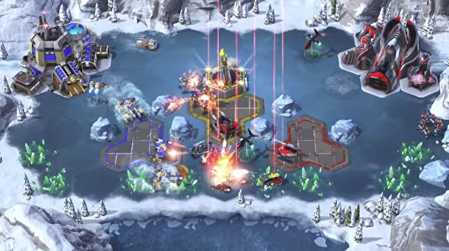 EA hopes a move to mobile will expand the Command & Conquer fanbase