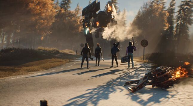 Generation Zero is one of six projects in development at Avalanche