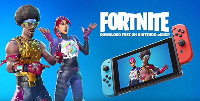 Fornite and Nintendo provided Xbox with a means to hurt Sony