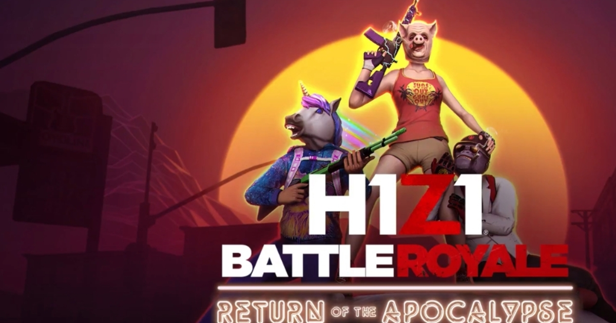 Huge update for H1Z1: Battle Royale adds new map and enhancements