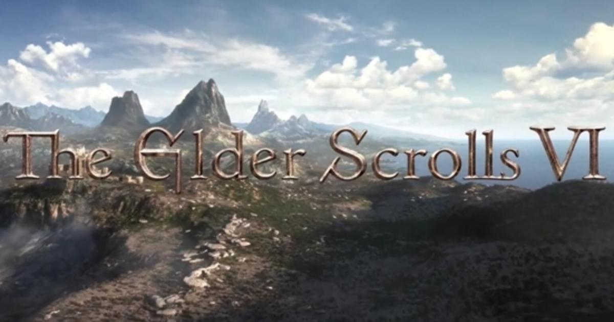 Yes, Todd Howard and team have settled on The Elder Scrolls 6's region