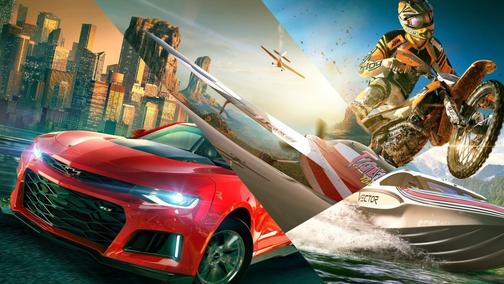 The Crew 2 takes Forza Horizon's concept and ramps up the