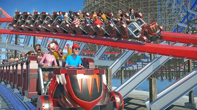 At the release of Planet Coaster, Frontier stopped working for other publishers