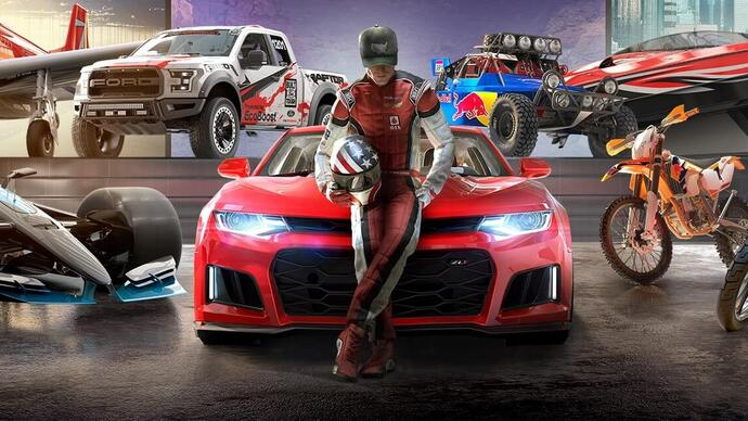The Crew 2 review - sprawling racer wastes itspotential